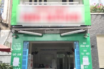 Vị trí đẹp, cho thuê nhà mới mặt tiền khu ăn uống Kênh Tân Hoá, Q. TP (MS: NH - 0010510)