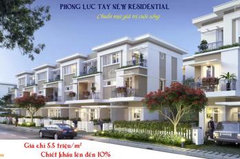 Ngày 22/3 mở bán KDC mới Phong Lục Tây, CK cao 10%. LH: 0336303767