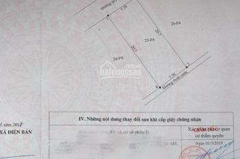 Bán lô đất 152.8m2 đường Nam Cao cổng sau đại học Nội Vụ - Khu đô thị Ngân Câu Ngân Giang