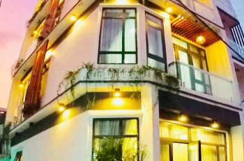 Bán căn góc 2 mặt tiền hẻm oto 5m Dương Quảng Hàm P6 GV, trệt 3 lầu, giá chỉ 6.4 tỷ TL - 0981646160