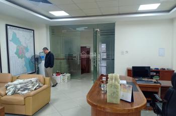 Cho thuê văn phòng tại mặt phố Trung Kính - Cầu Giấy Dt: 100m2 giá 22tr/1 tháng, LH: 0364161540