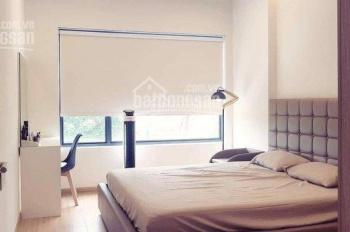 Cho thuê căn hộ 1PN nội thất cơ bản có rèm, máy lạnh, có ban công 11.5tr/tháng 0937410236