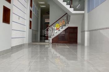 Nhà 1 trệt 1 lầu đường B7 khu dân cư 91B Đường Nguyễn Văn Linh. Giá 3,95 tỷ