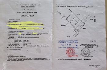 Bán đất đường Vườn Lài, An Phú Đông, Quận 12 sát bên Quận Gò Vấp