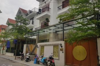 Bán nhà mặt phố Nguyễn Huy Tưởng dân cư đông đúc sầm uất, mặt tiền 5m, 5 tầng, sổ đỏ vuông vắn