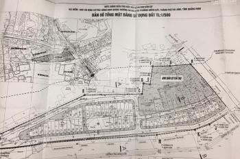 Bán lô đất tái định cư Đông Nam quảng trường ga Hạ Long, P. Giếng Đáy, TP. Hạ Long