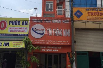 Bán nhà mặt tiền Dương Đình Hội, Phước Long B, quận 9