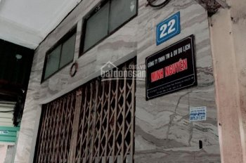 Bán nhà ngõ 198 phố Xã Đàn, Đống Đa, ngõ nông, rộng, gần phố, 27m2, 3 tầng, giá 1.8 tỷ