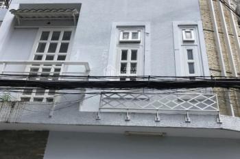Bán nhà hót căn duy nhất hẻm 4m, đường Nhật Tảo, P8, Q10. DT: 3.1 m x 11 m (34m2), giá: 6.5 tỷ TL
