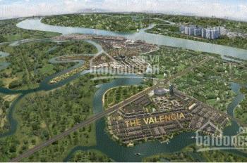 Bán nhà phố Aqua City The Valencia, CK 20%, 6x19.5m, 6,3 tỷ, 1 trệt 2 lầu, LH: 0901 313 450