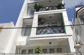 Bán nhà phố, hẻm khu biệt thự vip đường Nguyễn Minh Hoàng Tân Bình, DT 5x16m. Khu K300