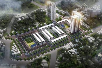 Liền kề Thăng Long City B32 Đại Mỗ , DT 100m2 giá rẻ, 0979008590