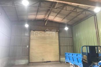 Cho thuê xưởng 10x15m góc 2 MT đường 8m nhựa nội bộ Bình Long, giá 10 tr/th. Gần chợ Tân Hương