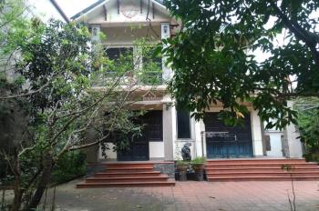 Bán biệt thự hoàn thiện 400m2 Lương Sơn, Hòa Bình, rất thích hợp để nghỉ dưỡng cuối tuần