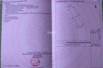 Chính chủ tôi cần bán lô đất xã Hưng Lộc, sát quốc lộ 1A, cách ngã t Dầu Giây chỉ 1.5km, 0384789560