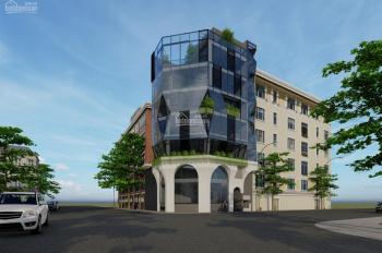 Chính chủ cho thuê nhà mặt phố 62 Hoà Mã, DT 100m2, MT 19m, xây 9 tầng, 1 hầm