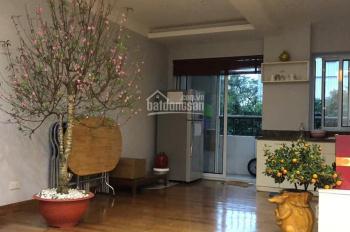 Bán căn hộ 3 phòng ngủ 75m2 tại Nơ 6 bán đảo Linh Đàm, nội thất cơ bản, giá 1,7 tỷ bao tên