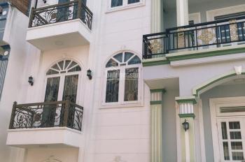 Nhà Hiệp Thành kế Hiệp Thành City 5x13m, 1 trệt + 1 lửng + 3 lầu sổ hồng riêng