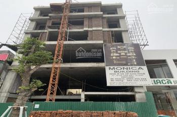 Cho thuê nhà 6 tầng tại số 27/29, đường Hồ Tùng Mậu, Tp Vinh, Nghệ An