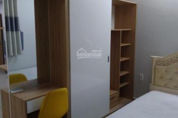 Cho thuê chung cư Hiệp Thành 3 mới đẹp block E, 1 phòng ngủ 42m2, 2 wc, giá chỉ 6triệu/th