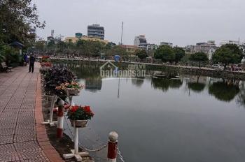Bán nhà mặt phố Lương Ngọc Quyến, Hoàn Kiếm 105m2, giá 51 tỷ