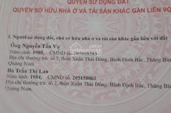 Đất bán Thuận An - Bình Dương,  65m2, 1 tỷ 500 triệu LH 0933281041