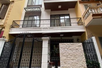 Bán nhà mới, siêu đẹp, hiếm tại Giang Văn Minh - Đội Cấn, ô tô vào nhà, 94m2, 5 tầng, mặt tiền 7m