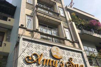 Bán nhà MT Nguyễn Chí Thanh - Tạ Uyên, DT: 4x23m, 4 lầu, giá 23.5 tỷ