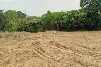 Chính chủ cần bán nhanh lô đất 3700m2 đất làm nhà vườn nghỉ dưỡng giá rẻ tại Hòa Sơn, LS, HB