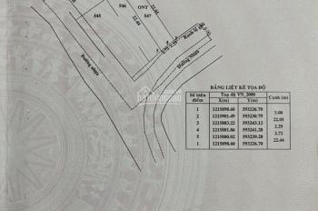 Đất Củ Chi, xã Hoà Phú, DT: 5x22m, thổ cư full, đường nhựa. LH 0984793335