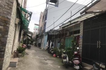 Hẻm thông 5m Chế Lan Viên, Gần mặt tiền DT 4x16m nhà cấp 4