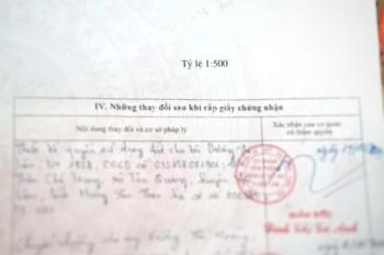 Bán gấp nhà đất 71.8m2 thôn Chí Trung, Tân Quang, 890tr đã có 3 phòng cho thuê hơn 3tr