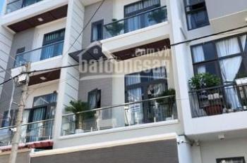 Bán nhà phố 5 x 16m, 1 trệt 2 lầu, sân thượng, tại Lê Văn Lương, gần HAGL 3, giá 5 tỷ