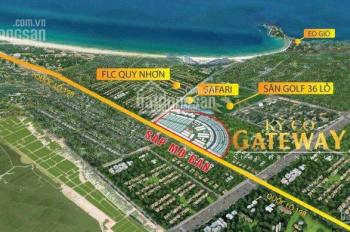 Đất nền biển sở hữu vĩnh viễn thanh toán linh hoạt 18 tháng ngay KDL Kỳ Co - Eo Gió. LH 0932 142679