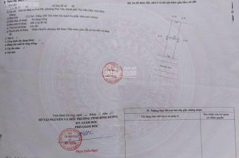 Bán đất N19, tái định cư Phú Mỹ phường Phú Tân, Bình Dương