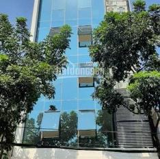 Cần tiền bán gấp phố Thái Hà 20 tỷ, 100m2 xây mới 8 tầng TM gara 4 ô tô cho thuê 110tr/th