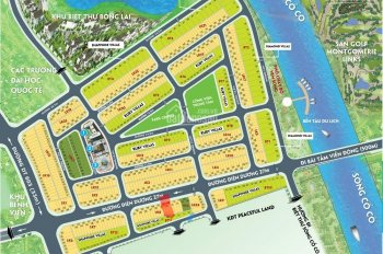 Green City - Trục 33m - Giá siêu tốt đầu tư. LH: nhanh 0935 348 438