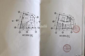 Cần bán nhà mới xây 2 mặt tiền Mạc Đĩnh Chi và hẻm, phường 4, vũng tàu