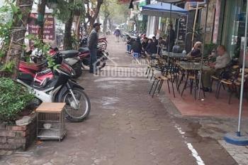 Bán đất mặt phố Văn Cao, Ba Đình vỉa hè, ô tô, kinh doanh, DT 75m2, MT 5m, giá 21 tỷ, 0799339999