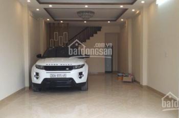 Chính chủ bán nhà DT 36m2 * 5T mới tinh, đường Khuyến Lương, đối diện Gamuda Yên Sở, ô tô vào nhà