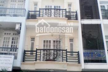 Bán nhà mặt tiền, 3 lầu, đường Khánh Hội, Q4: 3,8m x 20m, giá: 15 tỷ. LH: Lộc 0931444896