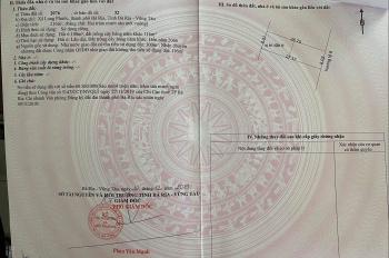 Mặt tiền đường Hương Lộ 8 cần bán (đường quy hoạch 30m) DT: 216m2 (100m2 TC)
