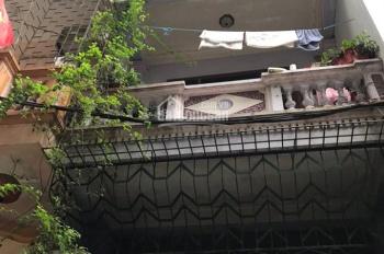 Cho thuê nhà riêng DT 60m2*4 tầng, ô tô đỗ cửa tại mặt ngõ đường Kim Giang, gần trường học Đại Kim