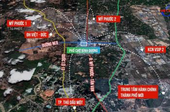 Mở bán mặt tiền Mỹ Phước Tân Vạn giá 18tr/m2 sổ riêng ngay KDC hiện hữu giao thông thuận lợi