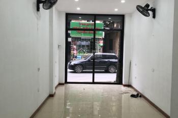 Cho thuê gấp nhà mặt phố Thụy Khuê, kinh doanh sầm uất, giá siêu rẻ, chỉ có 18 triệu/tháng