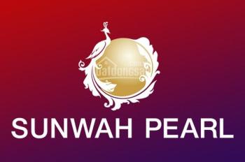 Căn 2 phòng ngủ view nội khu đẹp như resort tại Sunwah Pearl