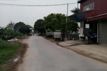 Bán đất Liên Nghĩa, Văn Giang, Hưng Yên - DT: 100m2 - mặt tiền đường - LH: 0919963689