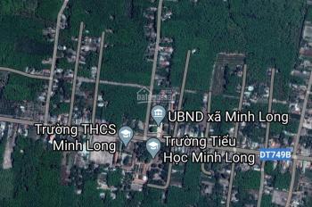 Bán đất Ấp 2 xã Minh Long, Chơn Thành, Bình Phước