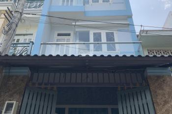 Nhà hẻm 5m đường Bình Trị Đông, 4x16m, đúc 3,5 tấm, giá 4,1 tỷ