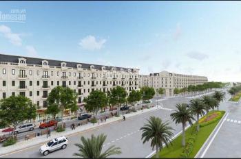Bán gấp shophouse xây mới 2 mặt tiền, 6 nổi, 1 hầm, Ck 1 tỷ 8, sổ đỏ lâu dài Ms Phương 0974453145